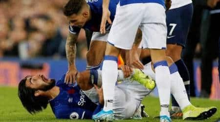 Andre Gomes comeback, Andre Gomes injury, Andre Gomes injury update, Everton vs Arsenal, Carlo Ancelotti, football news