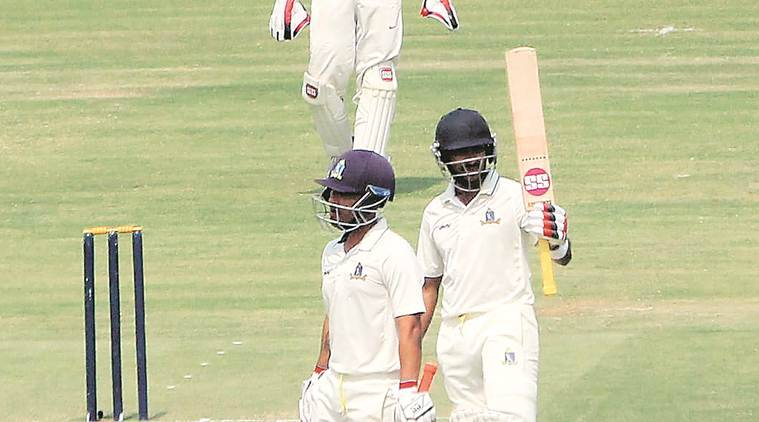 Ranji trophy quarterfinal anustup ton bails out bengal as odisha let it slip