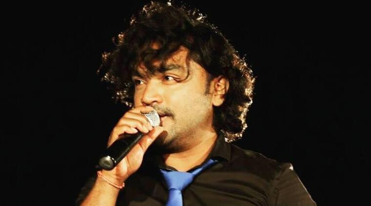 arjun janya hospitalised