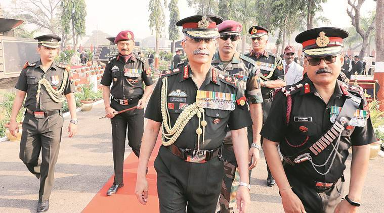 Nation has to work together to contain coronavirus epidemic: Army chief