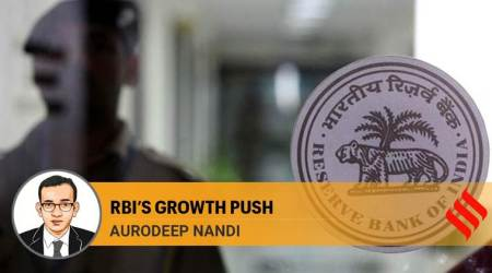 RBI growth rate, rbi repo rate, RBI rate cut, RBI monetary policy, reserve bank of India, express opinion, indian express