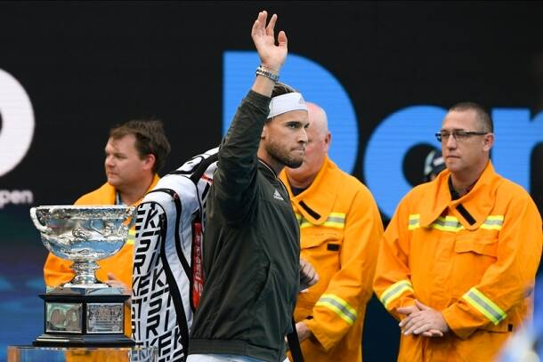 novak djokovic, novak djokovic vs dominic thiem, australian open finals, djokovic australian open, tennis news