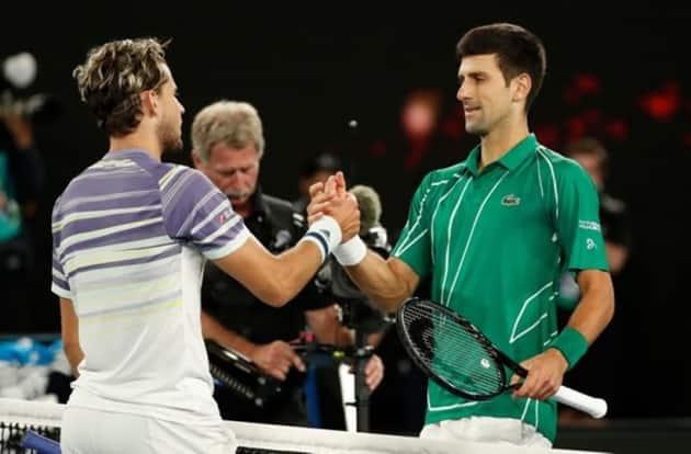 novak djokovic, novak djokovic vs dominic thiem, australian open finals, djokovic australian open, tennis news