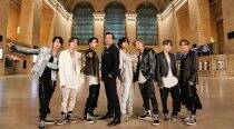 How BTS shot a 'top secret' video in Grand Central Terminal