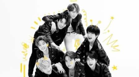 BTS Korean band online concert series