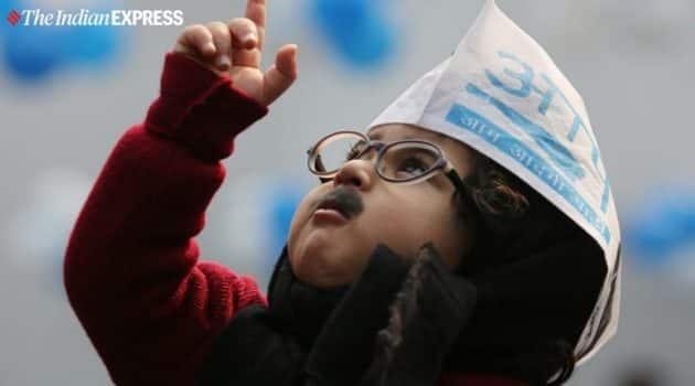 Ramlila Maidan preps up for Arvind Kejriwal's third oath ceremony