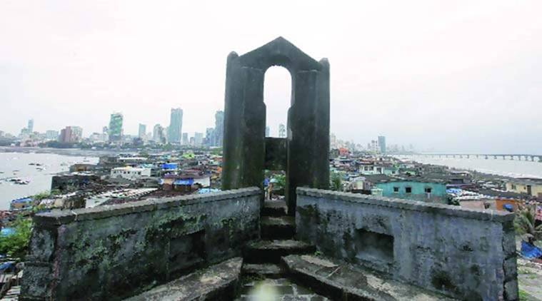 Bandra fort beautification, Maha Vikas Aghadi, Bandra fort, mumbai city news, maharashtra news, indian express news