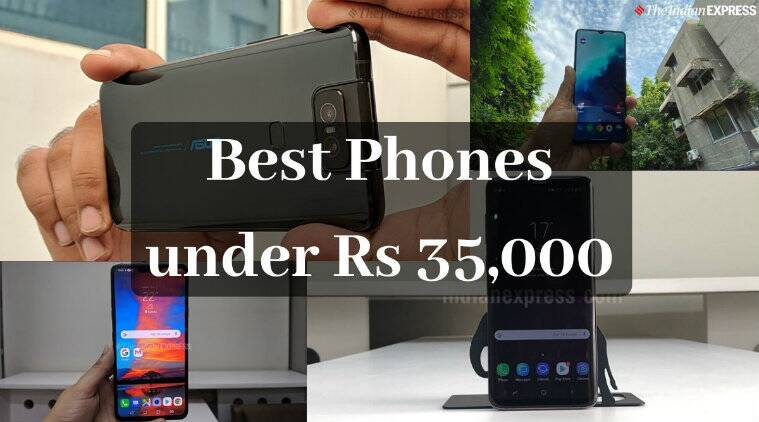 Best smartphones under Rs 35,000: OnePlus 7T, iPhone 7, Galaxy S9+ and more