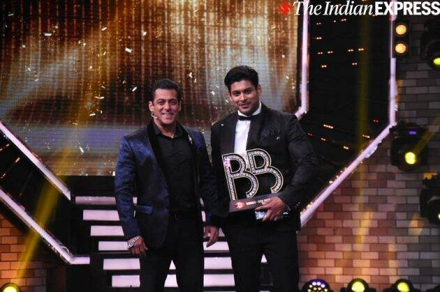 salman khan with sidharth shukla
