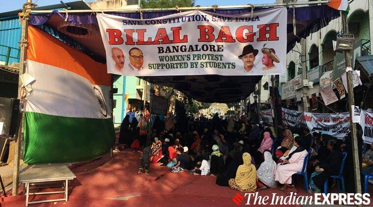 Bilal Bagh: Bengaluru's own Shaheen Bagh is up and running