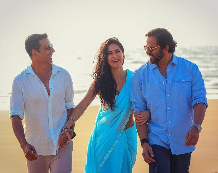akshay, katrina and rohit