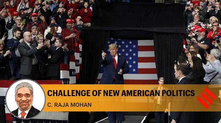 Delhi should find ways to step into spaces the new American politics open up