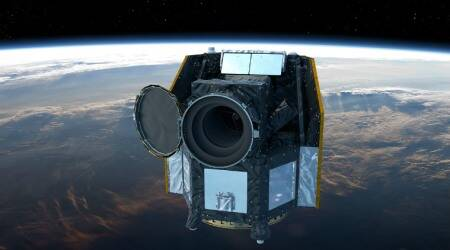 cheops, cheops cover opened, cheops to send back images, esa, european space agency, cheops image satellite