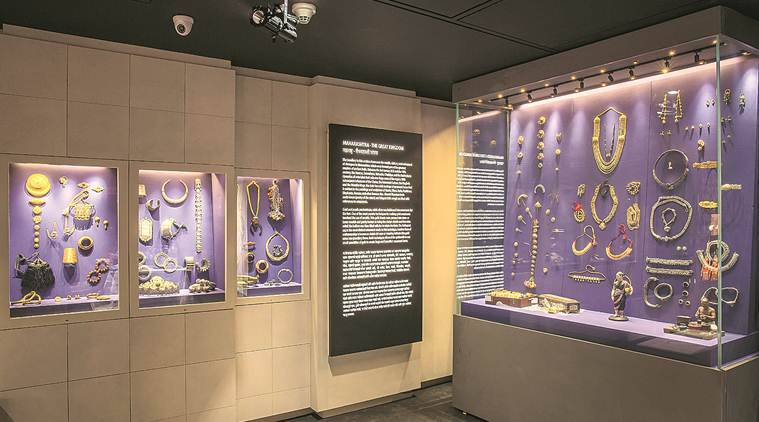 CSMVS museum, Harappan necklaces at mumbai museum, Gupta era coins at mumbai museum, mumbai city news