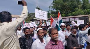Thousands rally against CAA in Chennai, protest march stopped at Chepauk