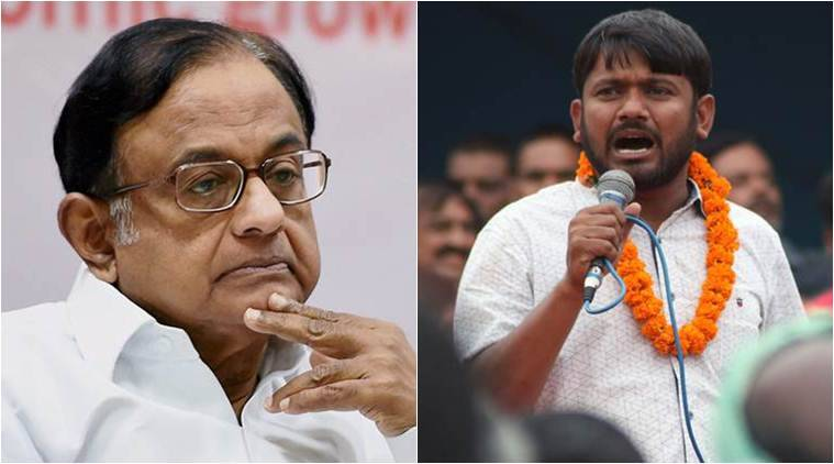 P Chidambaram slams AAP for granting sanction to prosecute Kanhaiya: 'Strongly disapprove'