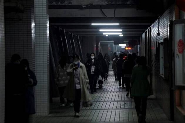 Coronoavirus spectre continues to haunt as Chinese refrain from public spaces