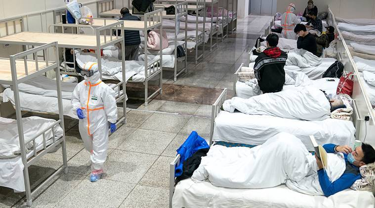 china coronavirus, coronavirus equipment, who on coronavirus, coronavirus treatment equipment, coronavirus preventive equipment, global health emergency, coronavirus death toll. wuhan coronavirus outbreak, indian express