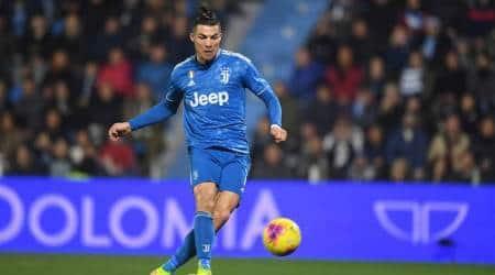 Cristiano Ronaldo, Cristiano Ronaldo 1000th game, Cristiano Ronaldo Juventus, Juventus vs Spal, Juventus beat Spal, Cristiano Ronaldo Serie A record, football news