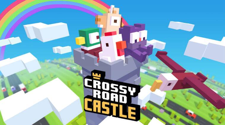 Crossy Road Castle now available exclusively on Apple Arcade