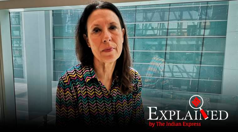 Debbie Abrahams, Debbie Abrahams denied entry in India, British MP denied entry in India, who is Debbie Abrahams, Debbie Abrahams and Jammu kashmir, express explained