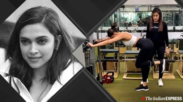 deepika padukone, yasmin karachiwala, workout