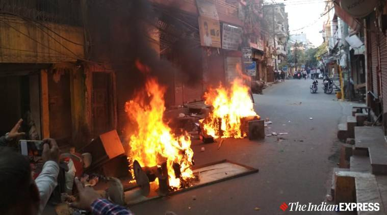 Delhi violence Live Updates: Toll climbs to nine, police and RAF deployed in Khajuri Khaas