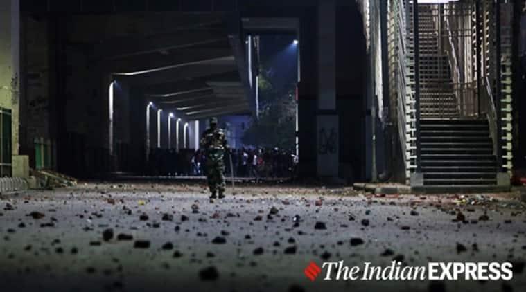 Delhi violence, northeast Delhi violence, Delhi clashes, northeast Delhi clashes, Tahir Hussain, Tahir Hussain arrested, India news, Indian Express