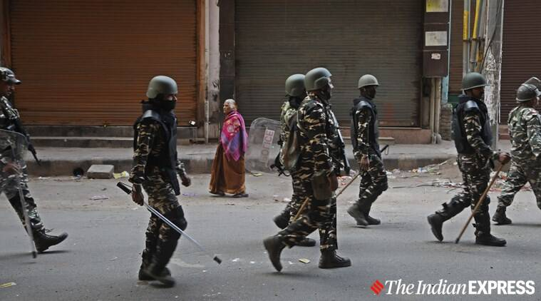 delhi violence, northeast delhi communal clashes, delhi riots, oic delhi violence statement, ministry of external affairs,