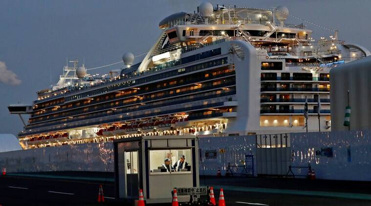 Indian nationals still on cruise ship to be tested for coronavirus: Embassy