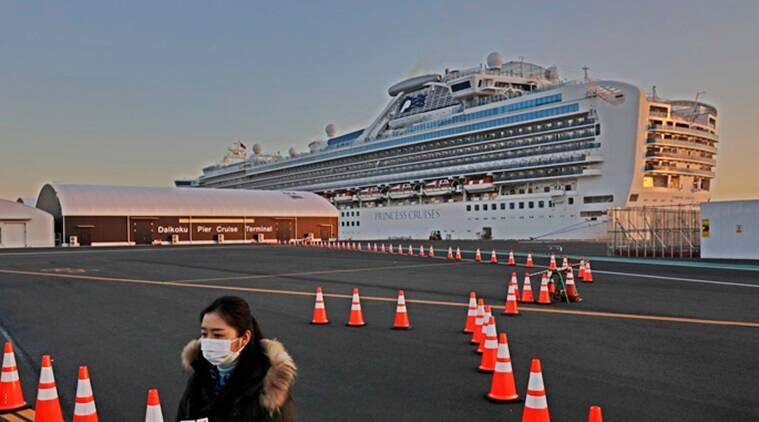 Fear, boredom, adventure fill each day on quarantined ship with coronavirus cases