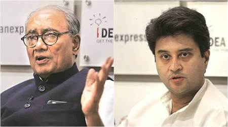 Digvijaya, son launch attack on Scindia over '1857 ambition', Reliance tag