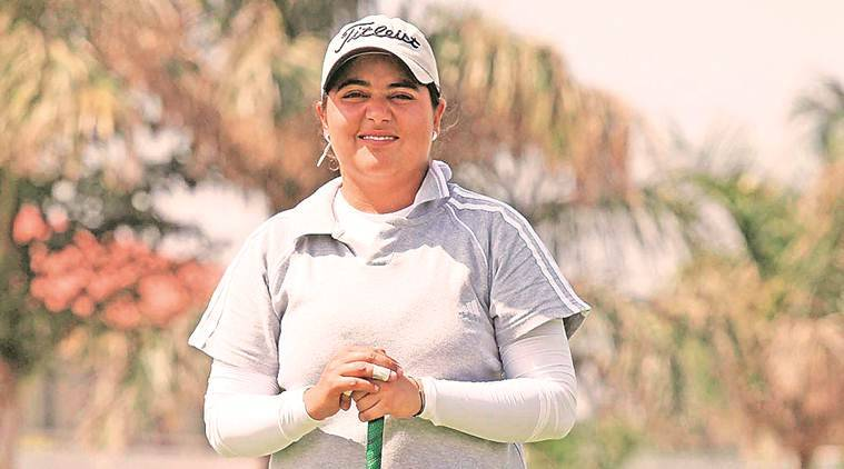 Women's Pro Golf Tour, WPGT Bengaluru, Panchkula golfer Amandeep Drall, sports news, indian express news