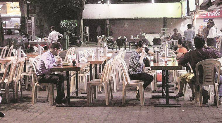 Chandigarh civic body, roadside eatery, rate hikes, chandigarh news, indian express news