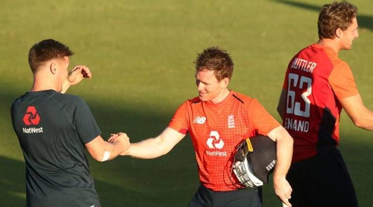 Magnificent Eoin Morgan guides England to T20 series win