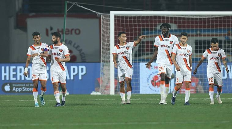 Fc goa become first indian club to play in afc champions league group stage