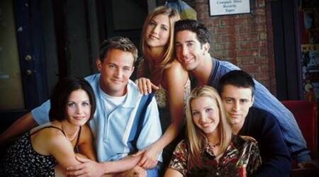 Friends, Friends reunion,#FriendsReunion, HBO Max, Friends Reunion on HBO Max, Friends Reunion twitter rection, Jennifer Aniston, Courteney Cox, Lisa Kudrow, Matt LeBlanc, Matthew Perry, David Schwimmer, Friends cast, friends reruns, friends cast interview, Trending, Indian Express news
