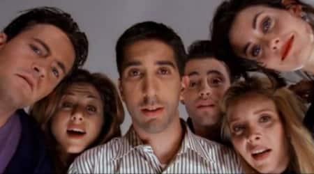 Friends stars Jennifer Aniston, Courteney Cox, Lisa Kudrow, Matt LeBlanc, Matthew Perry and David Schwimmer