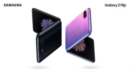 Samsung, Galaxy Z Flip, Galaxy S20 Ultra, Galaxy S20, Samsung Unpacked 2020, Samsung news, Samsung Galaxy Z Flip price in India