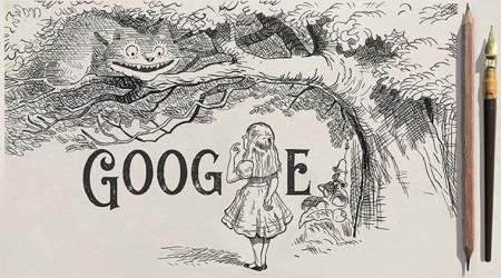 Sir John Tenniel: Google Doodle celebrates illustrator, cartoonist's 200th birthday