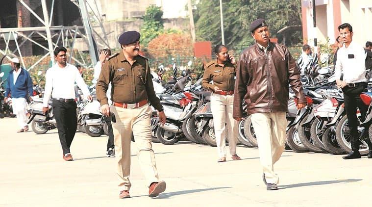 ahmedabad news, coronvirus news, covid-19, ahmedabad police, janata curfew, ahmedabad lockdown, india news, indian express