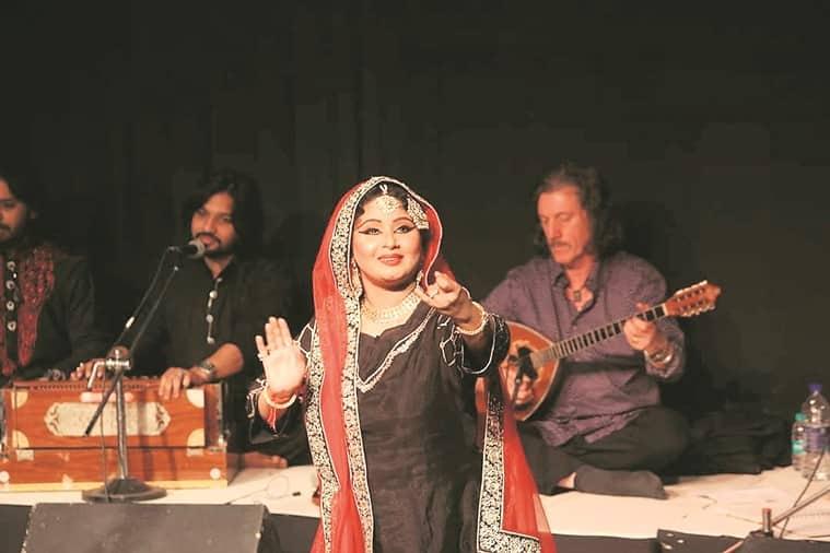 Indo-French music, guitarist Titi Robin, Murad Ali Khan, Gulabo Sapera, Dino Banjara, Amaan Ali Khan, indian express news