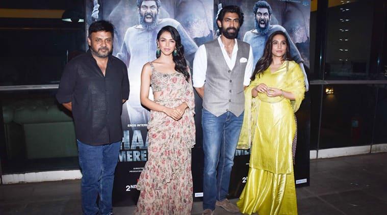Haathi Mere Saathi teaser launch