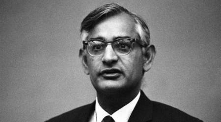 Har Gobind Khorana, nobel laureate from Lahore, first nobel laureate from Pakistan, hindu nobel laureate from pakistan, bio chemist Khorana, indian express