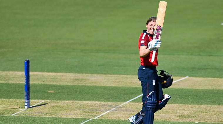 Heather Knight, Heather Knight 108, Heather Knight century, England women vs thailand women, Women T20 World Cup 2020, cricket news