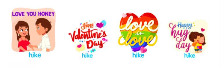 Valentine';s Day, Valentine';s Day stickers, WhatsApp Valentine';s Day stickers, WhatsApp stickers, WhatsApp, Snapchat, Hike, Snapchat Valentine';s Day filter, Snapchat love filter, Hike Valentine';s Day filter