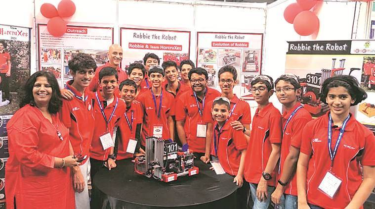 First Tech Challenge 2020 Pune S Student Team To Represent India At Premier Robotics Championship In Us Cities News The Indian Express