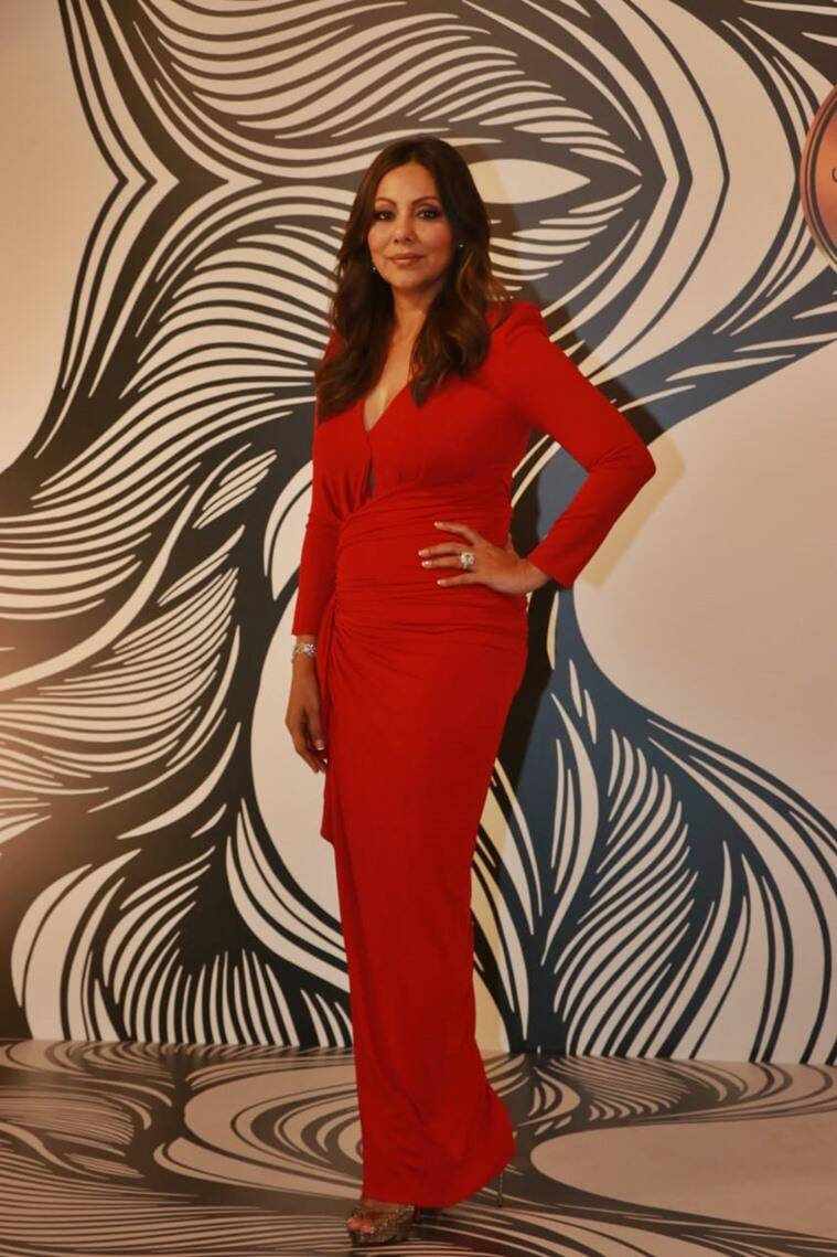 gauri khan, gauri khan shah rukh khan, gauri khan designs, gauri and nainika, gauri khan bollwood, gauri khan fashion, gauri khan interior designer, indian express