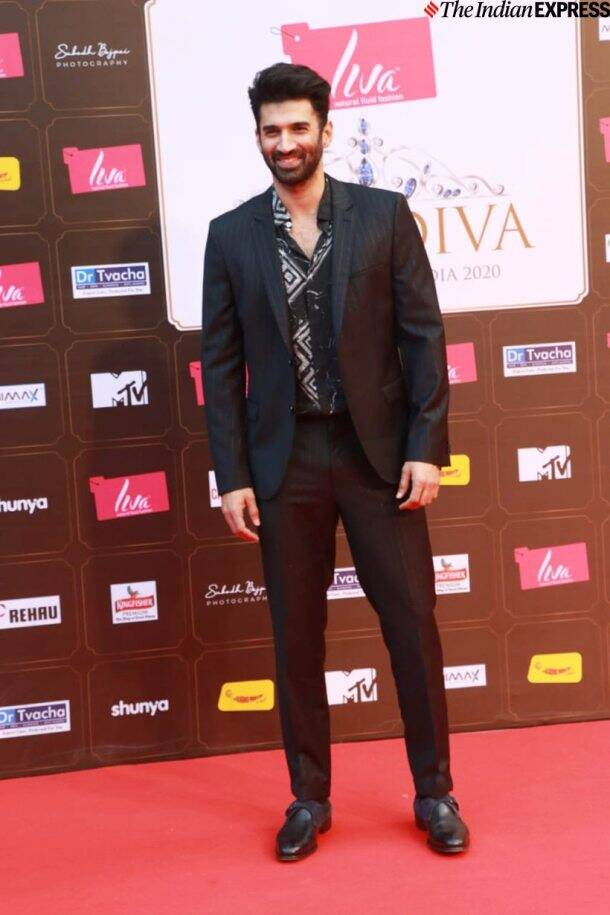 aditya roy kapur at at miss diva finale 2020