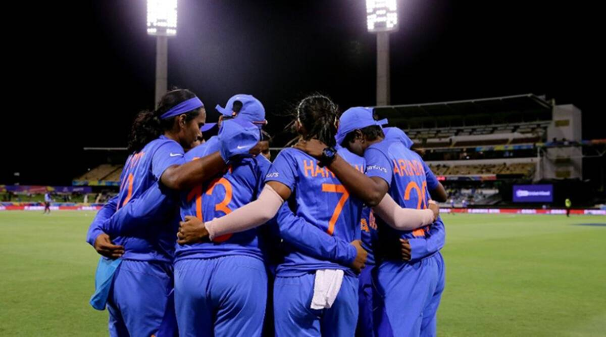 Image result for IND vs NZ Women T20 India in the semi-finals